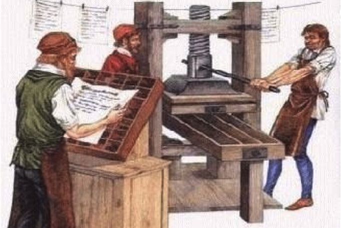 gutenburg-printing-press
